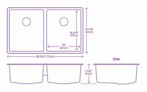 Double Bowl Kitchen Sink Drain Schematic