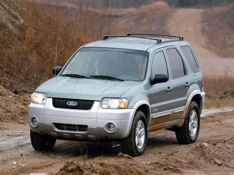 ford escape hybrid specifications pictures prices