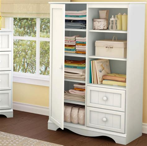 Wardrobe Cabinet With Drawers by Childs Armoire Storage Drawers Clothes Organizer Cabinet