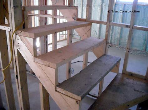 planche pour marche escalier les limons d escalier