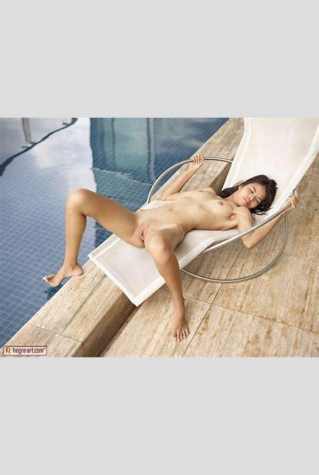 PinkFineArt | Noody Bangkok Poolside from Hegre-Art