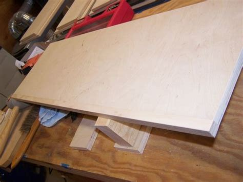 birch kitchen cabinets edges on birch plywood do they need to be edge banded if 4548