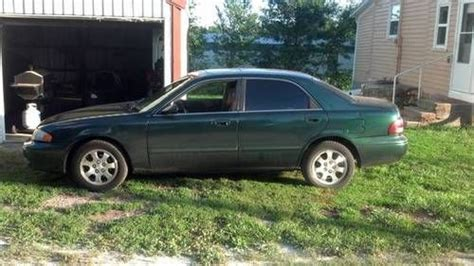 auto body repair training 1998 mazda 626 electronic valve timing buy used 1998 mazda 626 es sedan 4 door 2 5l in circleville kansas united states for us 2 550 00