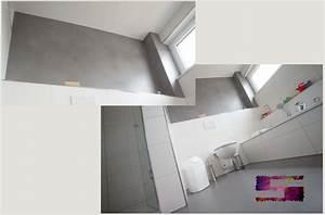 Boden Ausgleichen Womit : badezimmer ohne fliesen malermeister eugen schr der in ~ Michelbontemps.com Haus und Dekorationen