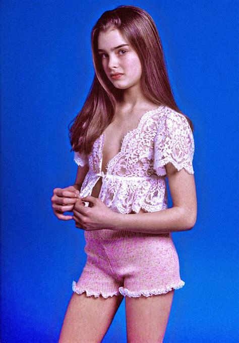Brooke Shields Gary
