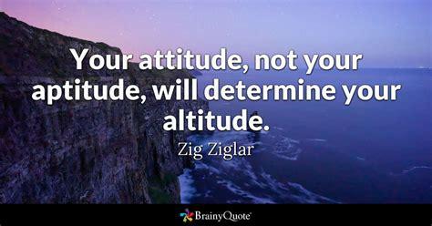 zig ziglar  attitude   aptitude