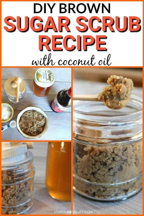 Mix well and store in a box. Make Your Own Brown Sugar Scrub with Coconut Oil ⋆ Love Our Real Life