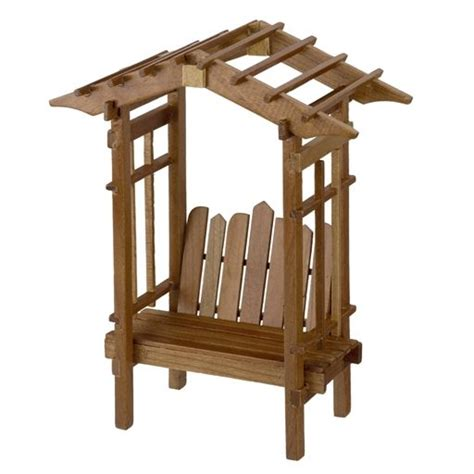 Garden Bench With Trellis by Trellis Garden Bench