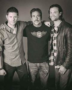 10 Times The 'Supernatural' Cast Proved How Adorable They ...