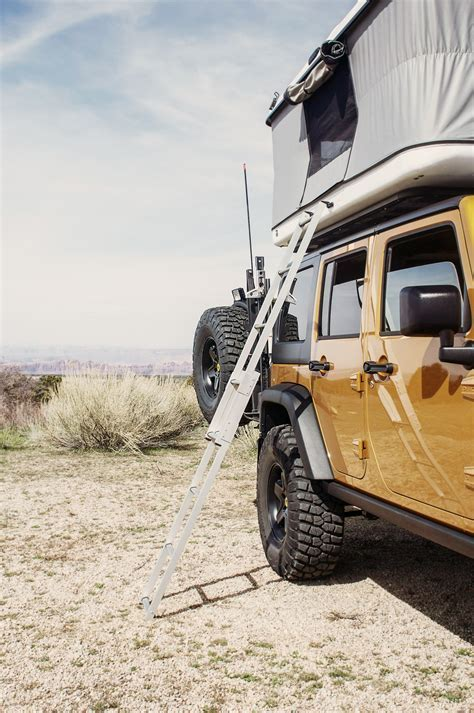 James Baroud Grand Raid XXL Rooftop Tent   Adventure Ready