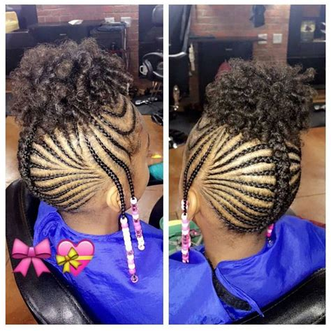 best 25 black little girl hairstyles ideas on pinterest