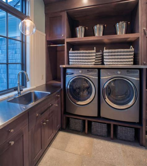 Laundry Room Setup  33 Ideas For A Modern Laundry Room