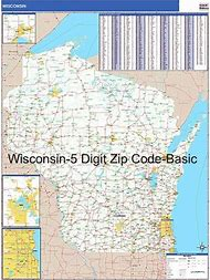 Best Ideas About Houstonarea Zip Code Map Find What Youll Love - Wisconsin area code map