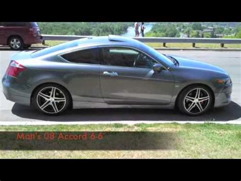 accord coupe modified youtube