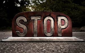 Stop sign wallpapers and images - wallpapers, pictures, photos