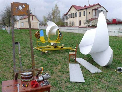 Ветрогенератор своими руками . Школа по утеплению дома