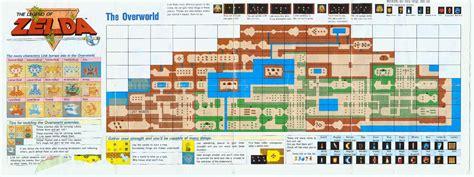 secret   gaming room zelda map