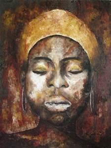 Peinture Visage Femme : 411 visages le blog de papycousteau ~ Melissatoandfro.com Idées de Décoration
