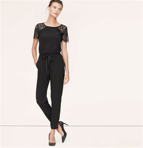 black sleeve jumpsuit 10 black jumpsuits to take you from conference call to