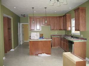 sherwin williams bamboo shoot dream home pinterest With what kind of paint to use on kitchen cabinets for buffalo stickers