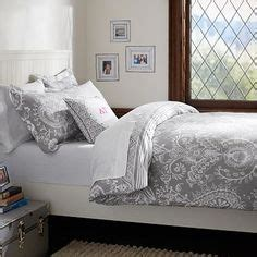 bedding dkny bed bath and beyond macy s this grey duvet with white sheets and blue or accent