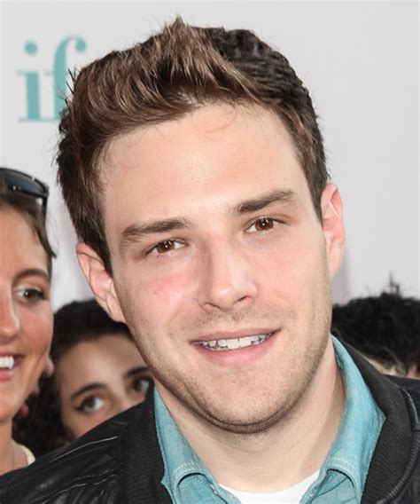 pics of mens haircuts ben rappaport casual hairstyle 9804