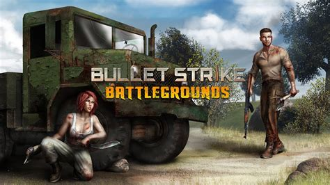 player unknowns battlegrounds inspired bullet strike