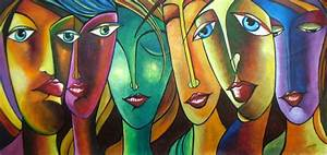 BUY CONTEMPORARY PAINTINGS ONLINE 'ATTITUDES'