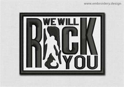 The rockers — we will rock you 02:05. Music Patch We Will Rock You
