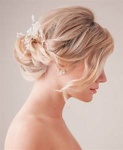 Bridal Updo Hairstyle Tutorial Wedding Hairstyles Ideas