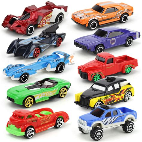 car toys wheels 10pcs wheels toy cars for kid boys metal car model