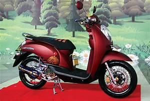 Honda Scoopy  U201910  U2013 Lombok   Modif Anti Muluk