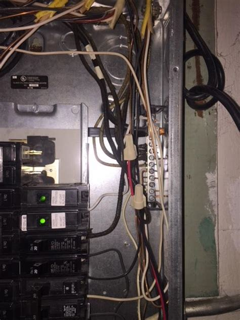 Grounding Cable Fuse Box by Electrical Is Home Wired Correctly Home Improvement