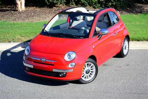 2012 Fiat 500c by 2012 Fiat 500c Convertible Lounge Review Test Drive