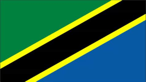 Tanzania Flag And Anthem