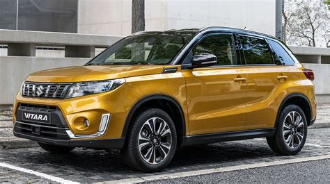 Suzuki Vitara by 2019 Suzuki Vitara Initial Details And Specs