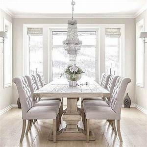 the 25 best dining rooms ideas on pinterest dining room With kitchen cabinet trends 2018 combined with set of three framed wall art