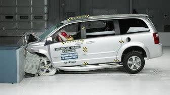 Minivans Crash Test by Minivan Iihs Crash Tests