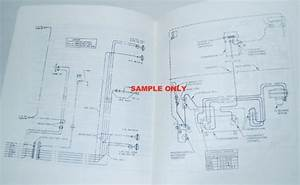 69 Chevy Camaro Electrical Wiring Diagram Manual 1969