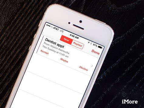 how to a calendar on iphone how to send and accept calendar event invitations on
