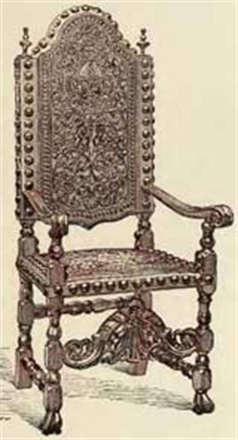 spanish furniture gothic  renaissance periods