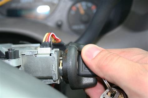 How Replace Impala Ignition Switch With Pictures