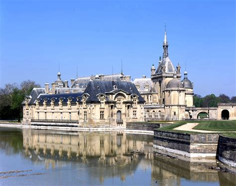 Of Chantilly by Ch 226 Teau De Chantilly Chantilly Attractions