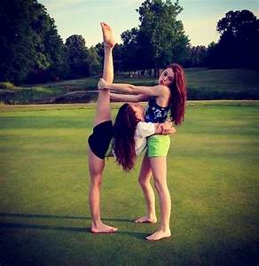 Stretching a needle (: | Copenhagen Cheerleading | Pinterest