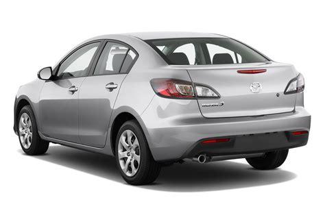 2010 Mazda 3 Vs Mazdaspeed 3