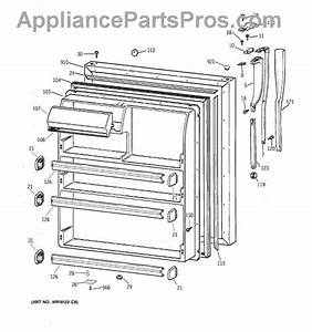 Parts For Ge Gfss6kkxass  Ice Maker  U0026 Dispenser Parts