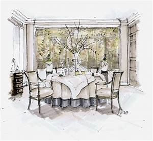 John Saladino Dining Room | sketches | Pinterest | UX/UI ...
