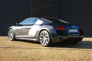 2009 Audi R8 5 2 V10 Coupe 6 Speed Manual  33 426 Miles