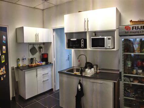 entreprise de cuisine cuisine ikea dans des bureaux