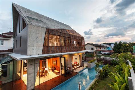 siglap house siglap plain house in singapore e architect